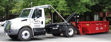 Trash Removal & Dumpster Rental in Frederick, MD